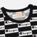 Мужская футболка Champion Reverse Weave All Over Print Champion Black фото- 1
