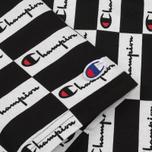 Мужская футболка Champion Reverse Weave All Over Print Champion Black фото- 2