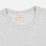 Мужская футболка Champion Reverse Weave Basic Crew Light Grey фото- 1