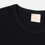Champion Reverse Weave Basic Crew Men's T-Shirt Black photo- 1