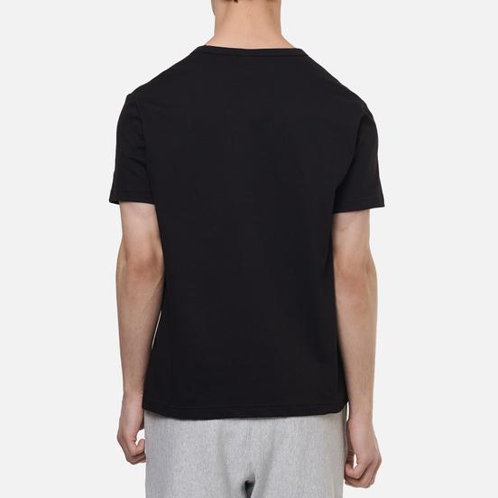 Мужская футболка Champion Reverse Weave Classic Crew Neck Premium Black