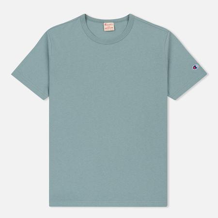 Мужская футболка Champion Reverse Weave Classic Crew Neck Premium Cadet Grey
