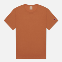 Мужская футболка Champion Reverse Weave Classic Crew Neck Premium Dark Orange
