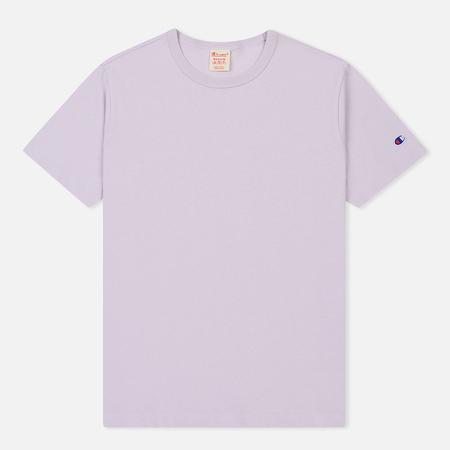 Мужская футболка Champion Reverse Weave Classic Crew Neck Premium Lavender