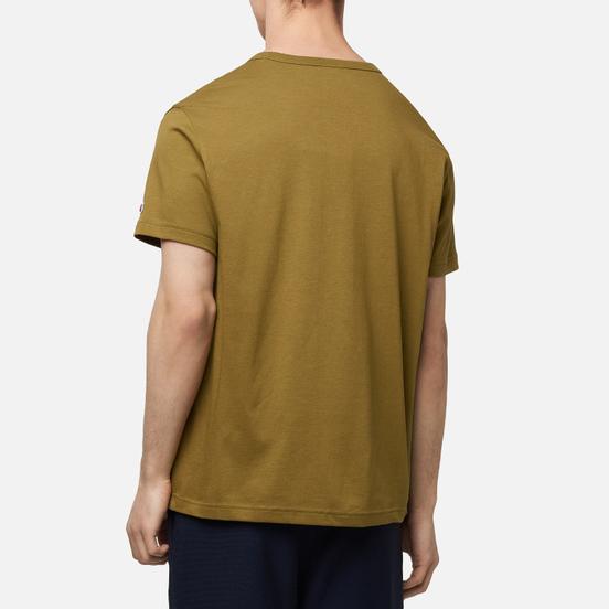 Мужская футболка Champion Reverse Weave Classic Crew Neck Premium Olive Green