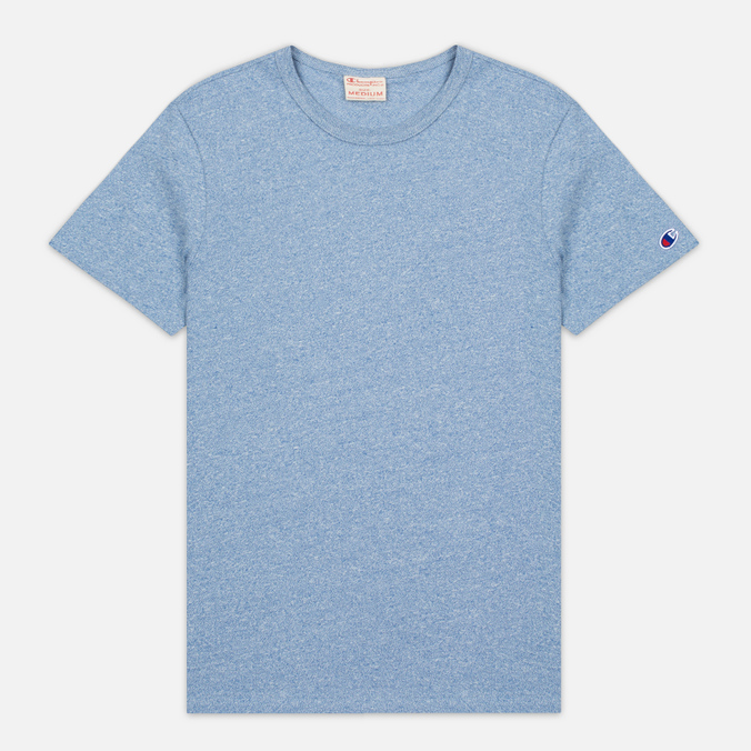 Мужская футболка Champion Reverse Weave Classic Light Blue Marl