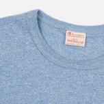 Мужская футболка Champion Reverse Weave Classic Light Blue Marl фото- 1