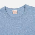 Мужская футболка Champion Reverse Weave Classic Light Blue Marl фото- 2