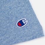 Мужская футболка Champion Reverse Weave Classic Light Blue Marl фото- 3