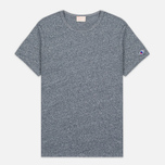 Мужская футболка Champion Reverse Weave Classic Navy Marl фото- 0