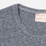 Мужская футболка Champion Reverse Weave Classic Navy Marl фото- 1