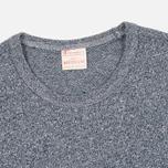 Мужская футболка Champion Reverse Weave Classic Navy Marl фото- 2