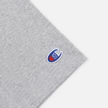 Мужская футболка Champion Reverse Weave Archive Centenary Print Crew Neck Light Grey фото- 3