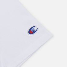 Мужская футболка Champion Reverse Weave Archive Centenary Print Crew Neck White фото- 3