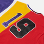 Мужская футболка Champion Reverse Weave Nbmix Crew Neck Red/Yellow/Purple фото - 2