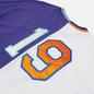 Мужская футболка Champion Reverse Weave Nbmix Crew Neck White/Purple фото - 2
