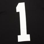 Мужская футболка Champion Reverse Weave NY Baseball №1 Black/Light Grey фото- 2