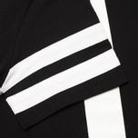 Мужская футболка Champion Reverse Weave NY Baseball №1 Black/Light Grey фото- 3