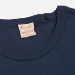 Мужская футболка Champion Reverse Weave Print Palma Mountain Blue фото- 1