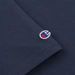Мужская футболка Champion Reverse Weave Print Palma Mountain Blue фото- 3
