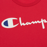 Мужская футболка Champion Reverse Weave Triple Color Red/Navy/White фото- 2