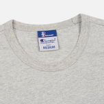 Мужская футболка Champion Reverse Weave x Beams Japanese Print Heather Grey фото- 1
