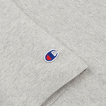 Мужская футболка Champion Reverse Weave x Beams Logo Heather Grey фото- 4