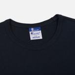 Мужская футболка Champion Reverse Weave x Beams Logo Navy фото- 1