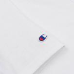 Мужская футболка Champion Reverse Weave x Beams Logo White фото- 4