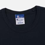 Мужская футболка Champion Reverse Weave x Beams Pocket Navy фото- 1