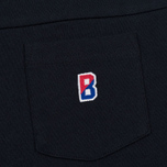 Мужская футболка Champion Reverse Weave x Beams Pocket Navy фото- 2