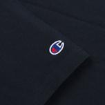 Мужская футболка Champion Reverse Weave x Beams Pocket Navy фото- 3