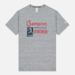 Мужская футболка Champion x Todd Snyder Champion Processed Sportswear Antique Grey Mix фото- 0