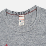 Мужская футболка Champion x Todd Snyder Champion Processed Sportswear Antique Grey Mix фото- 2