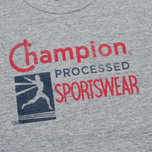 Мужская футболка Champion x Todd Snyder Champion Processed Sportswear Antique Grey Mix фото- 3