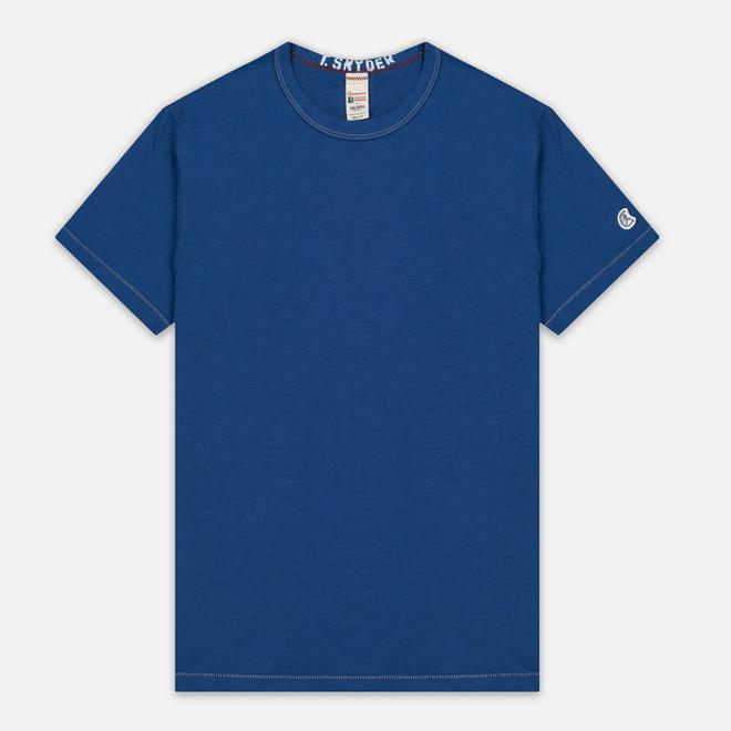 Мужская футболка Champion x Todd Snyder Classic Blue
