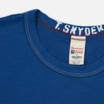 Мужская футболка Champion x Todd Snyder Classic Blue фото- 1