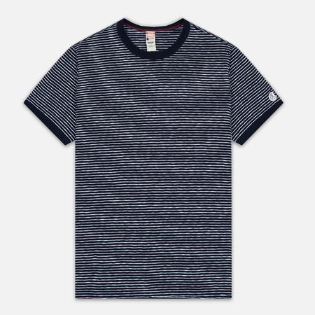 Мужская футболка Champion x Todd Snyder Striped Navy/White