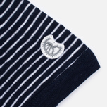 Мужская футболка Champion x Todd Snyder Striped Navy/White фото- 3