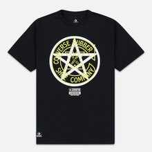 Мужская футболка Converse x Neighborhood Black фото- 0