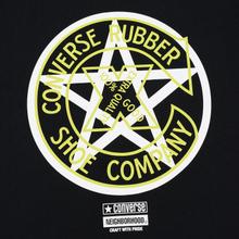 Мужская футболка Converse x Neighborhood Black фото- 1