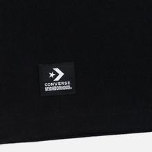 Мужская футболка Converse x Neighborhood Black фото- 3