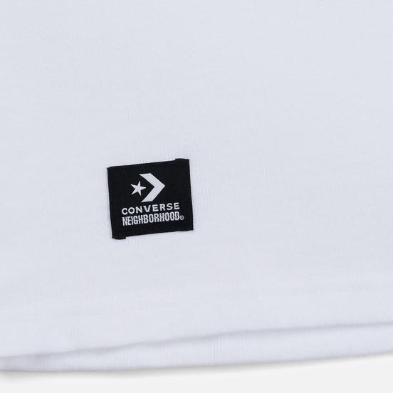 Мужская футболка Converse x Neighborhood White
