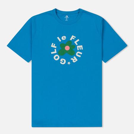 Мужская футболка Converse x Tyler The Creator Golf Le Fleur Hawaiian Ocean