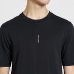 Мужская футболка Damir Doma The Odor Black фото- 2