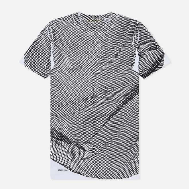 Мужская футболка Damir Doma The Odor P Optic White