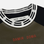 Мужская футболка Damir Doma x Lotto Teijo L Black фото- 1