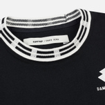 Мужская футболка Damir Doma x Lotto Tobsy L Black фото- 1
