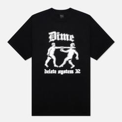 Мужская футболка Dime Delete Black