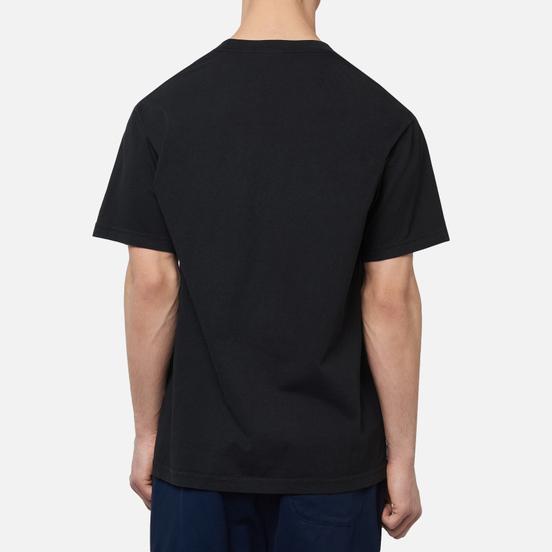Мужская футболка Dime Dime Classic Embroidered Black